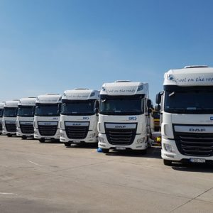Belföldi gépkocsivezető / Kamionsofőr